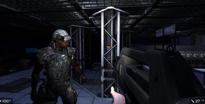 Aliens - Operations - Fan Game