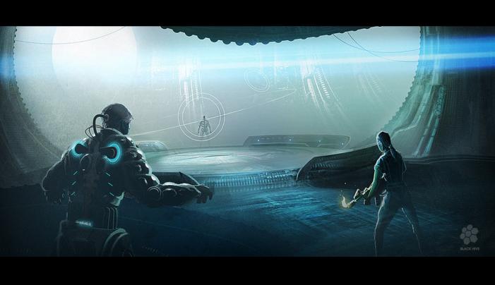 AvPGalaxy Exclusive: Prometheus 2 Concept Art