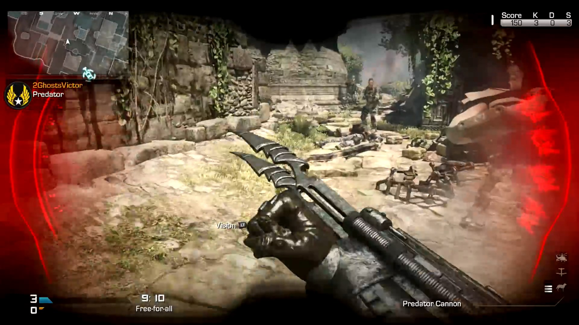 Call Of Duty Ghosts Devastation Dlc Features Predator