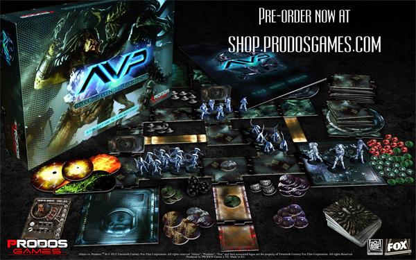 170515_03 Alien vs Predator The Miniatures Game Available For Pre-Order