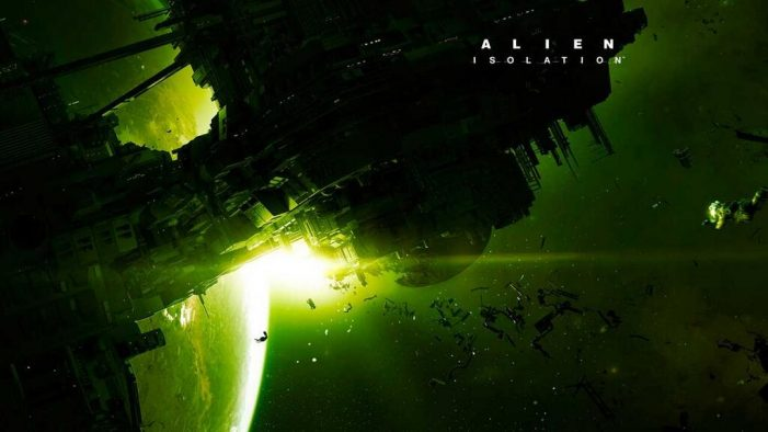 Alien Isolation Is Alien: Blackout The Upcoming Alien Game?