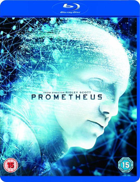 Prometheus Blu-Ray [UK] (2012) Prometheus DVDs & Blu-Rays