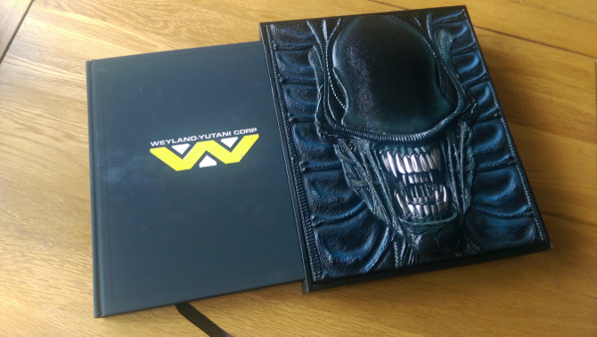 alien-weyland-yutani-report-preview-1a AvPGalaxy Previews Alien: The Weyland-Yutani Report