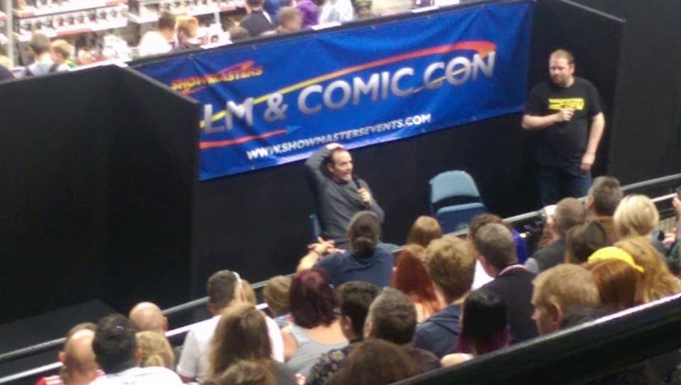 "Michael Biehn at the Sheffield Film & Comic-Con Michael Biehn ""Optimistic"" About Neill Blomkamp's Alien 5"