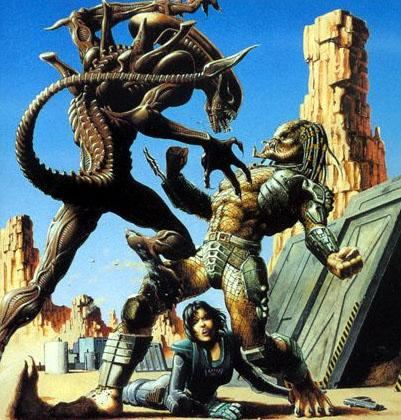 Incursion's Predator were called Yautja but they weren't the Yautja as featured in the novel, Aliens vs. Predator Prey. Tim Lebbon Interview (Predator - Incursion)