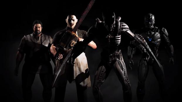 Alien is coming to Mortal Kombat X alongside Leatherface, Bo Rai Cho, and Tri-Borg. Alien Is Coming to Mortal Kombat X - Trailer