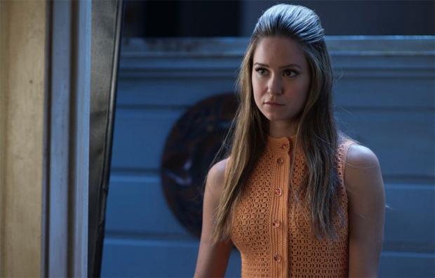 Katherine Waterston Cast in Alien: Covenant as Daniels. Katherine Waterston Cast in Alien: Covenant