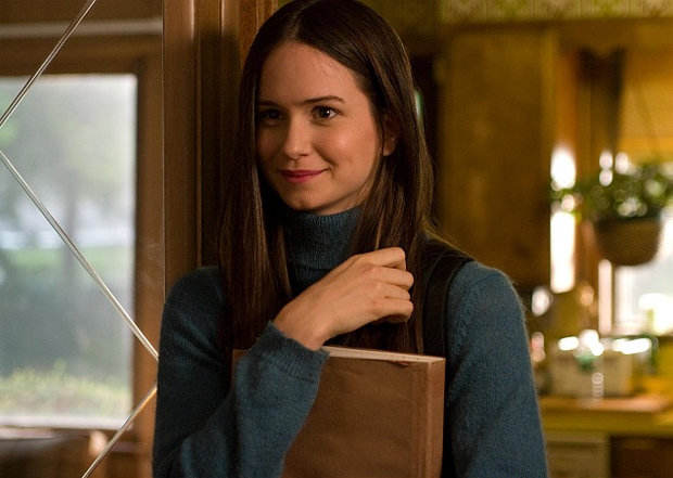 Katherine Waterston has previously starred alongside Michael Fassbender in Steve Jobs. Katherine Waterston Cast in Alien: Covenant