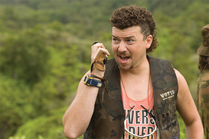 Danny McBride in talks for Alien: Covenant. He is best known for his comedic roles such as Tropic Thunder.  Danny McBride In Talks For Alien: Covenant