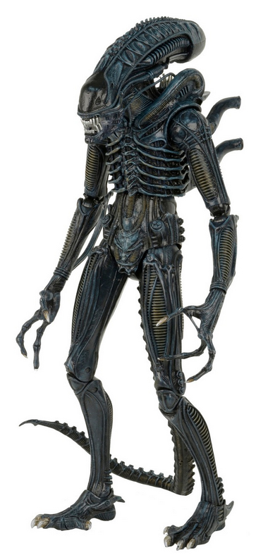 Aliens – 1/4 Scale Action Figure – 1986 Warrior  NECA Aliens Series 8 Unveiled