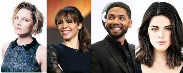 Alien: Covenant Adds Four More To Cast! From left to right: Amy Seimetz, Carmen Ejogo, Jussie Smolett and Callie Hernandez Alien: Covenant Adds Four More to Cast!