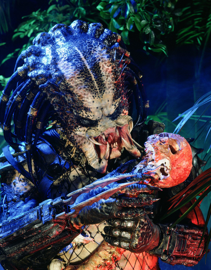 "The Predator to be an ""event"" film according to Shane Black. The Predator to be an"