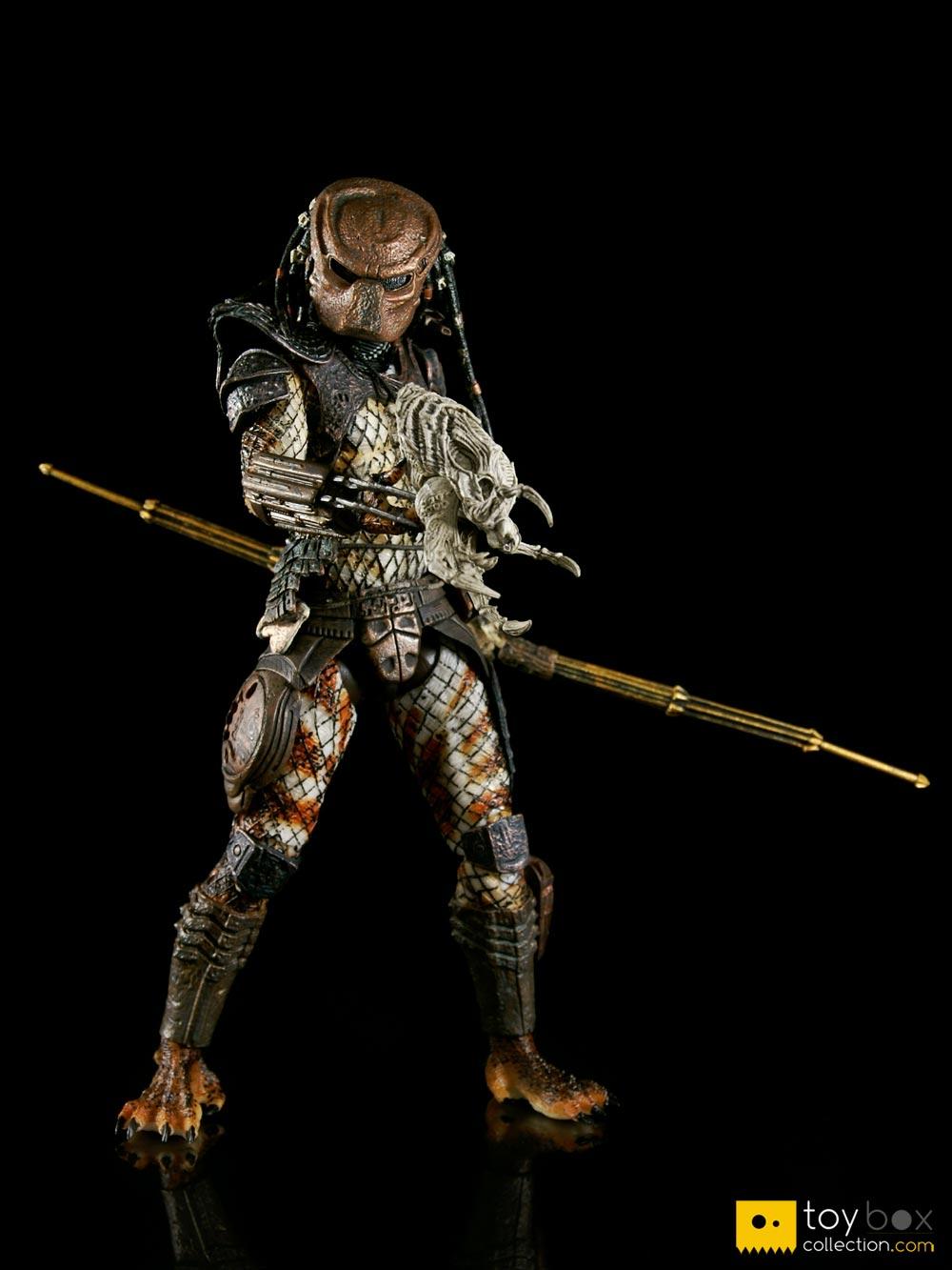 NECA Berserker Predator & City Hunter- AvPGalaxy