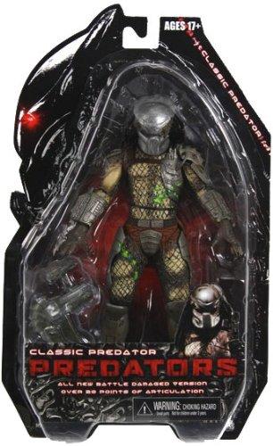 NECA Predator Series 2 (Classic, Berserker, Tracker)