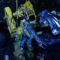 Power Loader vs Queen NECA Aliens Series