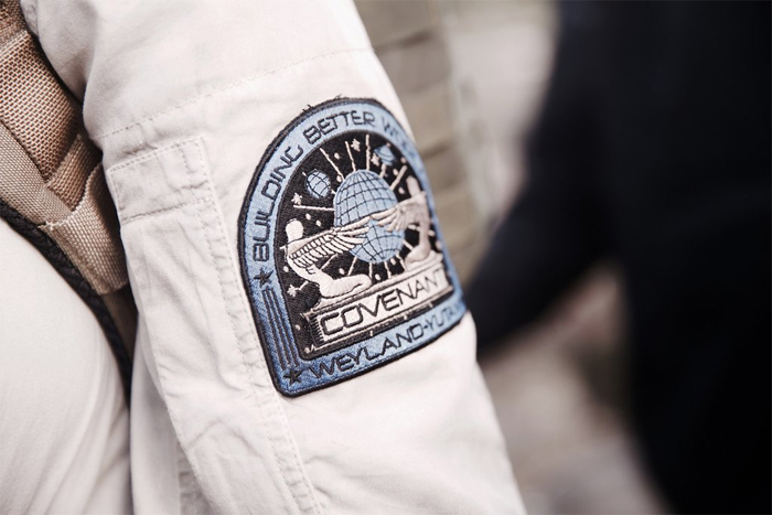 20th Century Fox teases Alien: Covenant Patch 20th Century Fox Teases Alien: Covenant Patch!