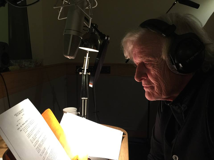 Rutger Hauer performs his lines as Ash in the Alien - Out of the Shadows audio drama. Alien - Out of the Shadows Audio Drama Review