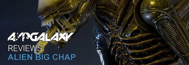 banner NECA 1/4 Scale Alien Big Chap