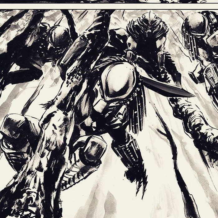 010516_03 Predator: Life and Death #3 Preview Online