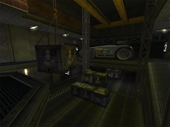 060616_03 Dry Dock Released - New Aliens vs. Predator 2 Map!
