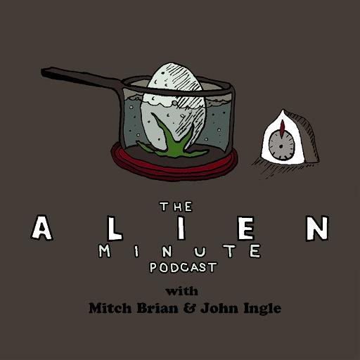 The Alien Minute Podcast - a brand new daily Alien podcast that looks at Alien, one minute at a time.  The Alien Minute Podcast - Dissecting Alien One Minute At a Time