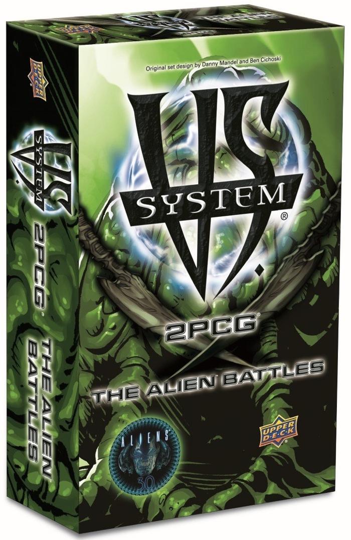 12072016_02 Upper Deck Previews The Alien Battles Vs. System Expansion