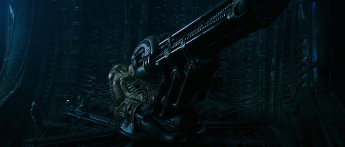 AvP Galaxy's Favourite Alien Scenes