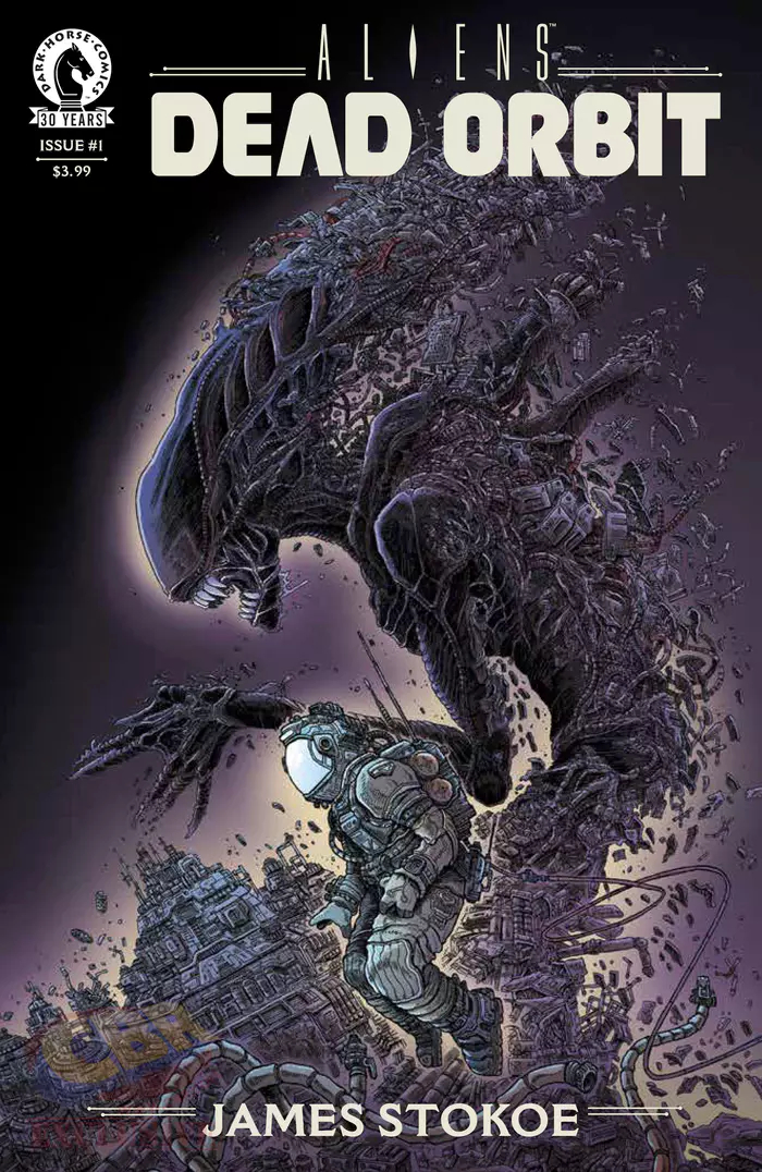 Dark Horse announces Aliens: Dead Orbit, a four issue series due for release Alien Day 2017. Dark Horse Announces Aliens: Dead Orbit!