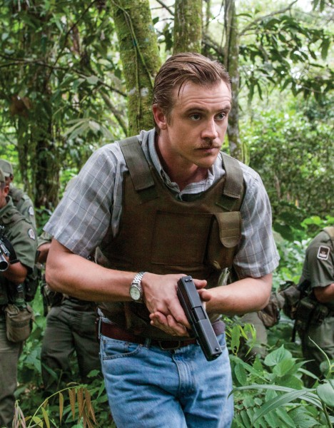 Narcos' Boyd Holbrook in talks to replace Del Toro in The Predator! Narcos' Boyd Holbrook in Talks to Replace Del Toro in The Predator
