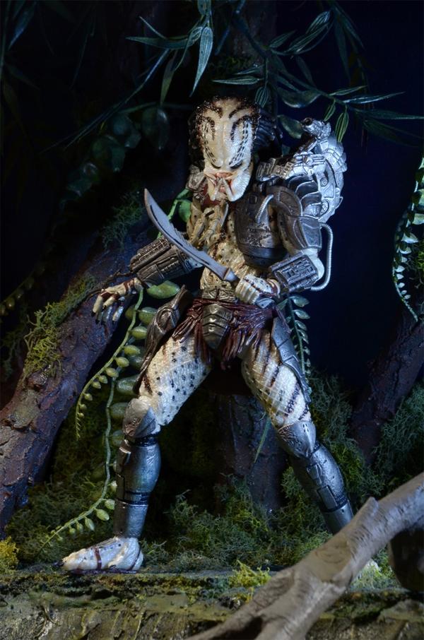 Ghost NECA Predator Series 16 Gallery Now Online!