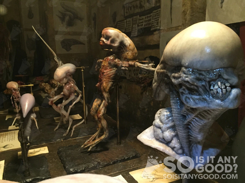 Are these the Neomorphs in new leaked Alien: Covenant set pictures? Leaked Alien: Covenant Set Pictures Show Film's New Creatures (And More)