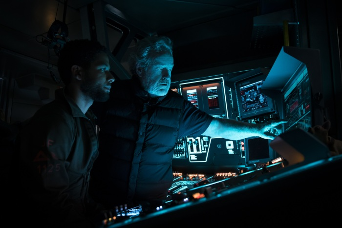 Three New Alien Covenant Production Stills