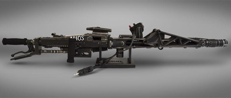 """""""Let's Rock!"""" - Hollywood Collectibles Group Replica M56 Smartgun"""