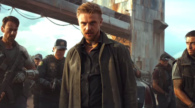 """""""I Don't Think You're Going To See Schwarzenegger"""" - Boyd Holbrook Talks The Predator"""