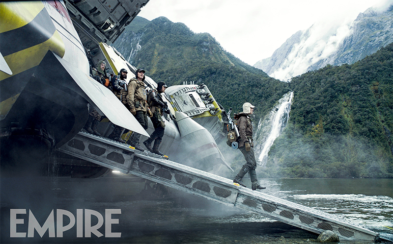 New Alien: Covenant Still In Latest Issue of Empire