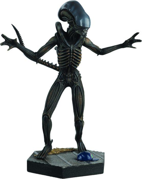 Eaglemoss Alien/Predator Figures Invade Shops in April 2017