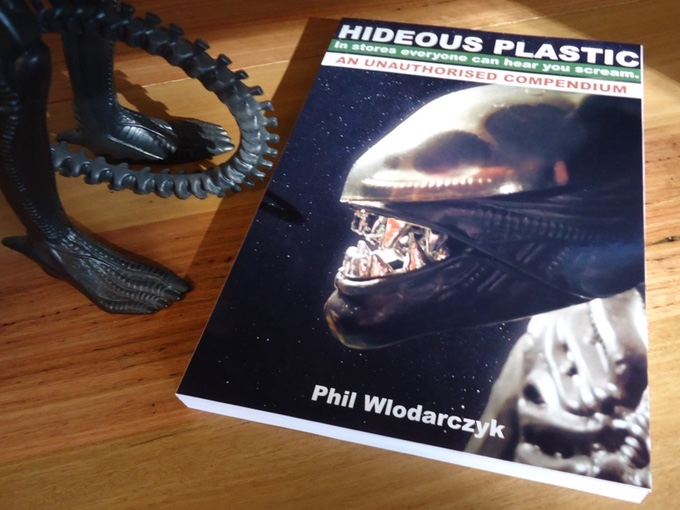 Hideous Plastic – In Stores Everyone Can Hear You Scream - Kickstarter Now Live!