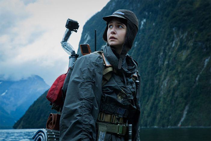 Alien: Covenant Set Reports Now Being Released!