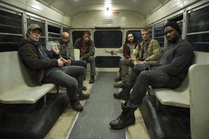 Shane Black Releases Second The Predator Cast Photo
