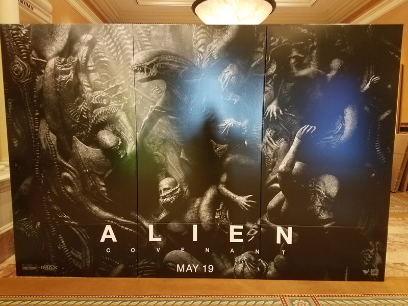 Alien: Covenant To Premiere in London May 5th