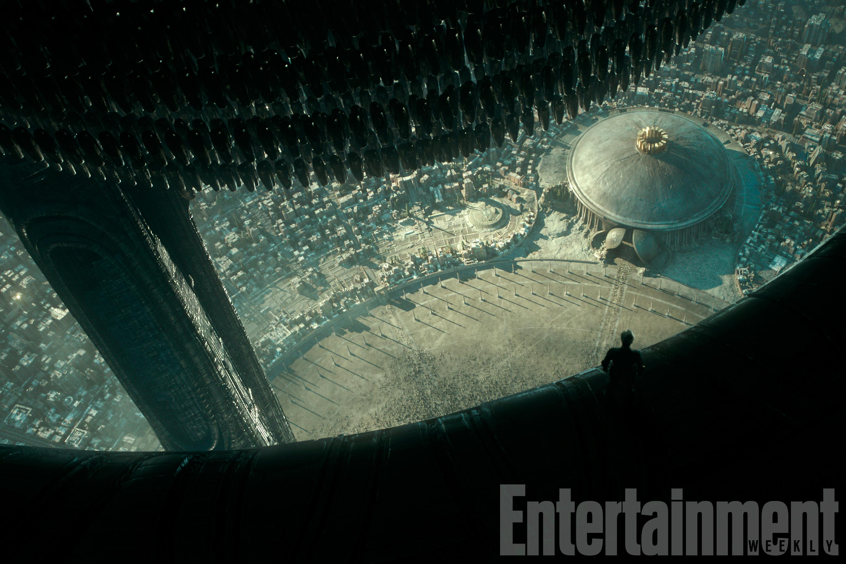 New Entertainment Weekly Alien: Covenant Stills