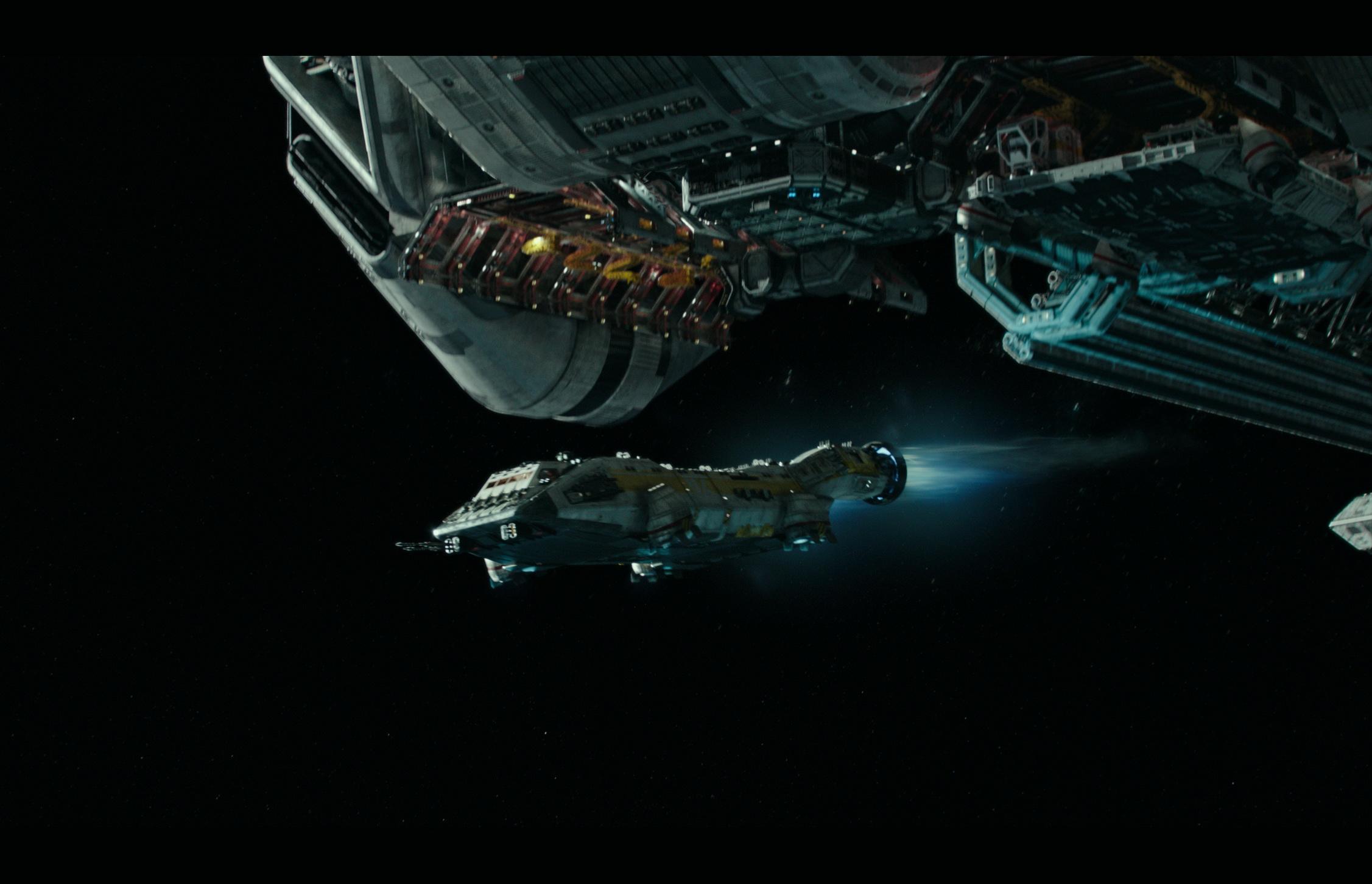 Even More New Alien: Covenant Stills!