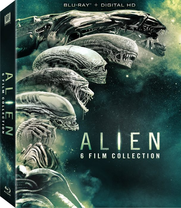 Alien Covenant Ultra HD Steelbook Coming Soon