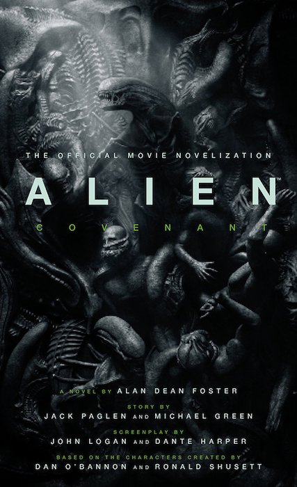 Alien: Covenant - The Official Movie Novelization Review