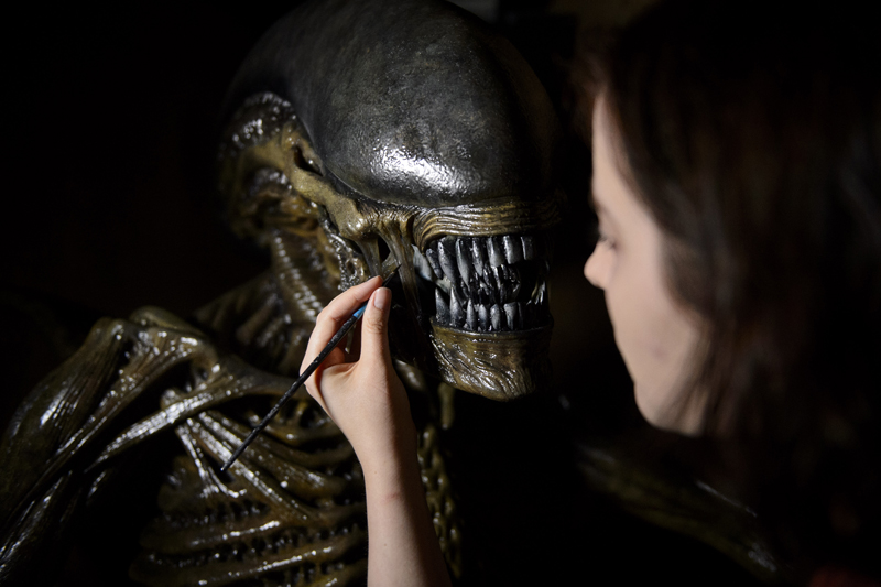 Madam Tussauds' Alien: Escape - AvPGalaxy Podcast #53