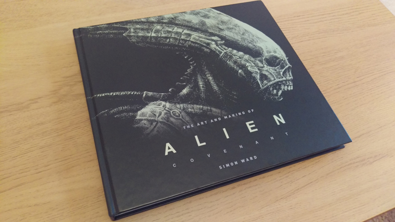 The Art and Making of Alien: Covenant Review
