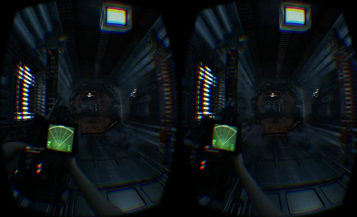 Alien: Isolation MotherVR Mod Impressions