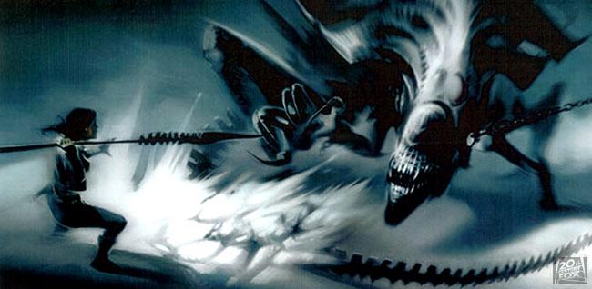 From Script to Screen: Alien vs. Predator