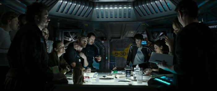 Alien Covenant Blu-Ray Review