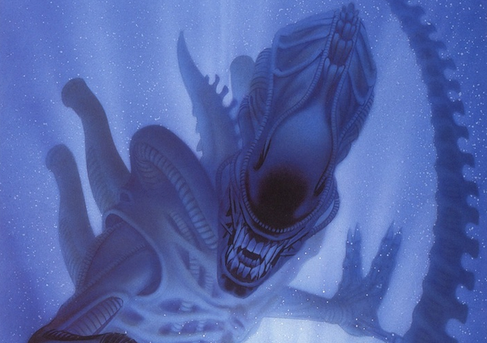 Alien: The Cold Forge - New Alien Novel From Titan!